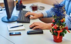Изменение в режиме работы офиса Управляющей компании в декабре