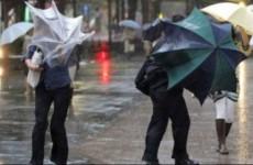 МЧС России: штормовое предупреждение 6 и 7 июня