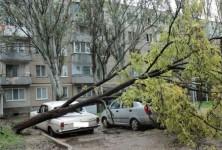Синоптики продлили действие штормового предупреждения в Свердловской области.  Соблюдайте меры безопасности!