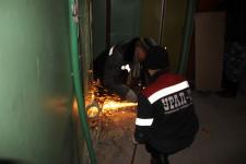 УК просит жильцов очищать места общего пользования от бытового мусора