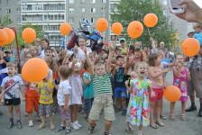 УЖК Урал-СТ провела праздник двора на улице Учителей