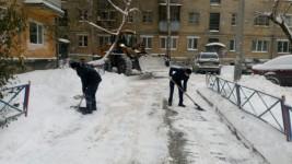 УЖК «Урал-СТ» встретила снегопады во всеоружии