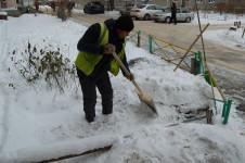 В «Урал-СТ» провели «горячую линию» по уборке снега